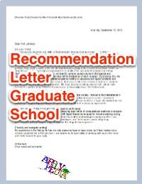 توصیه نامه تحصیلات تکمیلی - اپلای پیدیا