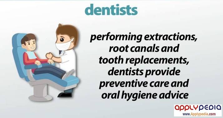 تحصیلات بین المللی، دندانپزشکی، اپلای پدیا