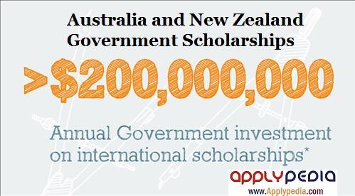 برنامه های بورسیه تحصیلی دولتی در استرالیا