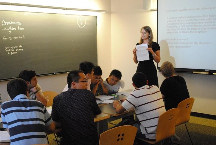 اپلای و نام نویسی در یک موقعیت دستیاری تحقیق، دستیار دانشکده تحصیلات تکمیلی (GA) چیست