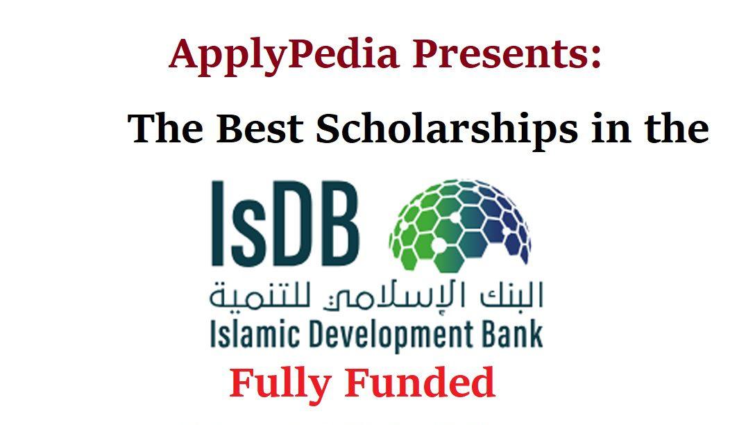 معرفی موقعیت بورسیه تحصیلی بانک توسعه اسلامی سال 2021 برای دانشجویان ایرانی