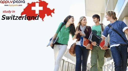 اسکالرشیپ و بورسیه تحصیلی در سوئیس
